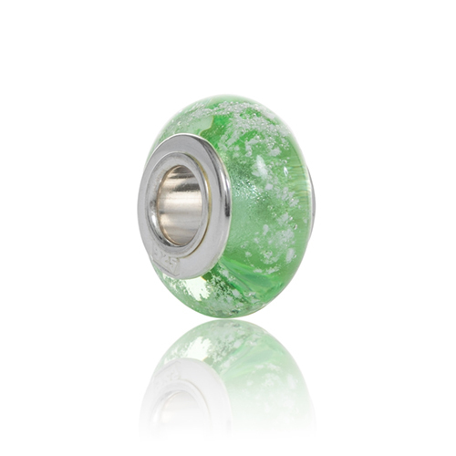 limelight Cremation Glass Charm Bead