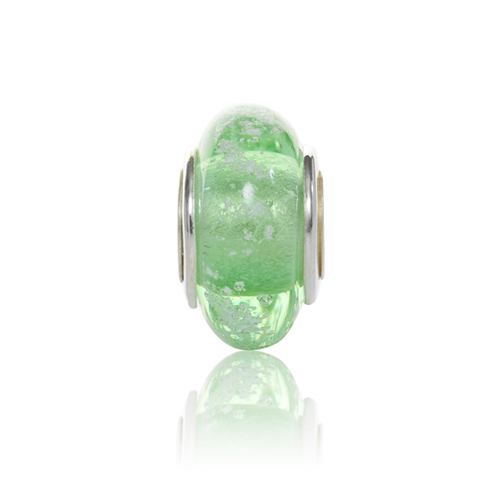 limelight Cremation Glass Charm Bead