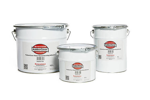 Firestone Water Based Adhesive 2.5ltr/5ltr