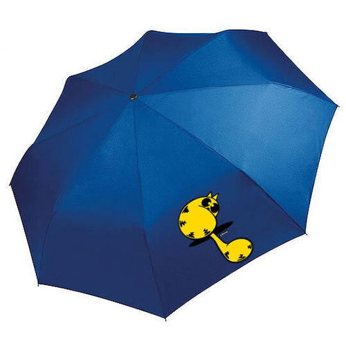 'Cat Looking Back' Brolly