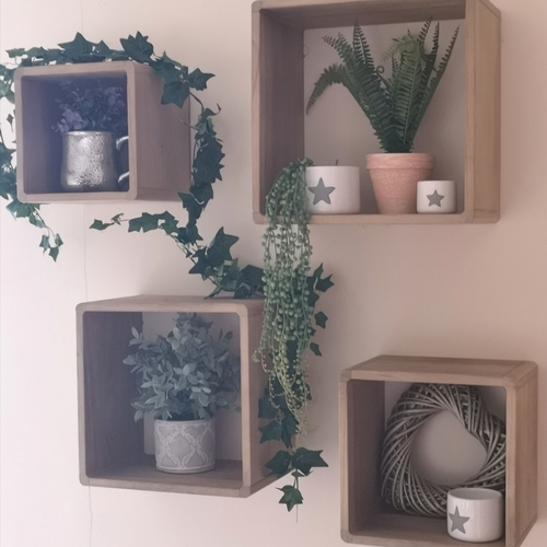 Cuba Shelving (set of 4)