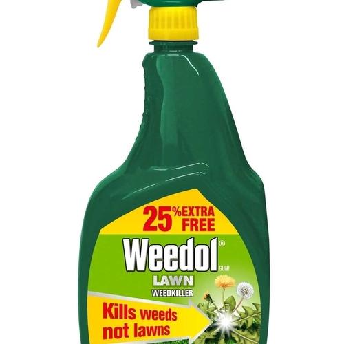 1L Weedol Lawn Weedkiller Spray