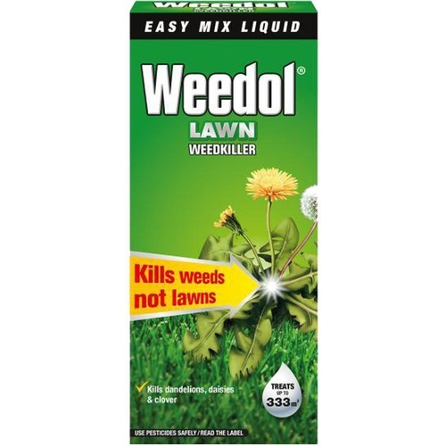 Weedol Lawn Killer 333m2 Concentrate