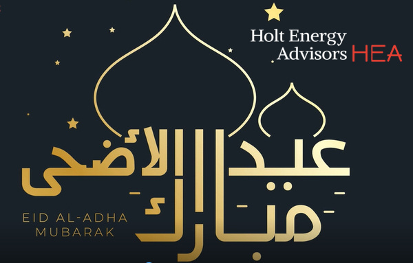 Eid al-Adha Mubarak! Happy Eid to all our clients, suppliers and friends celebrating