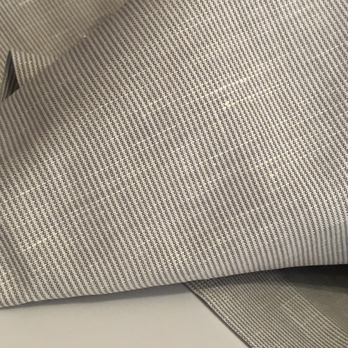 Fleur Striped Cotton Linen
