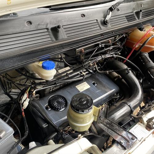 Swift KonTiki Motorhome 6 Berth 2.8TD Fiat Ducato 2001 56859 Miles Kon Tiki