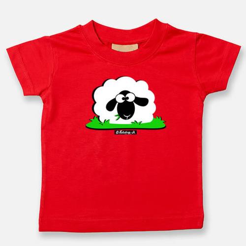 'Sheep Eating Grass' T-Shirt