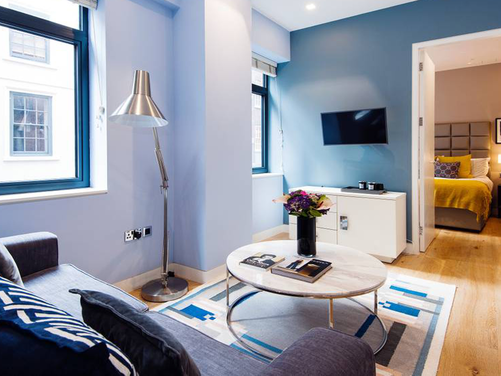 Charing Cross Apartment