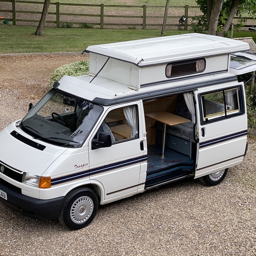 1999 (V)reg VW T4 Transporter Autosleeper Trooper 4 Berth Camper Van - STUNNING
