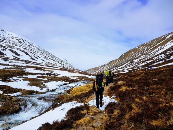 Winter in the Cairngorms - 3