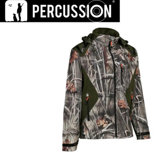 Percussion Softshell Ghostcamo Jacket