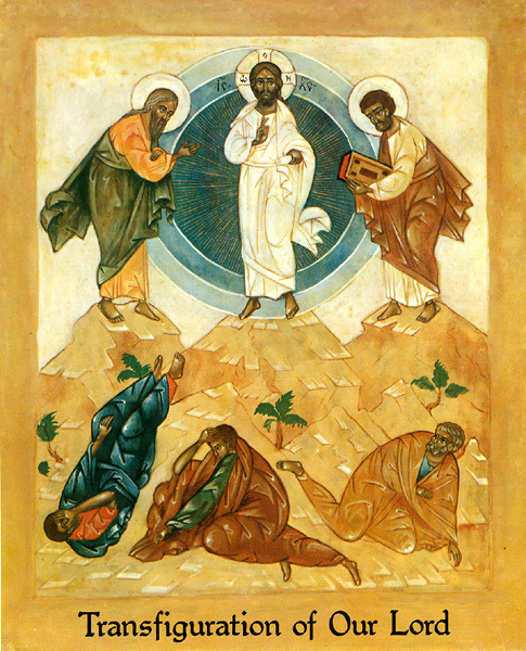 A sermon for the Transfiguration of Christ