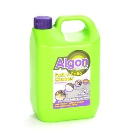 Algon organic patio cleaner