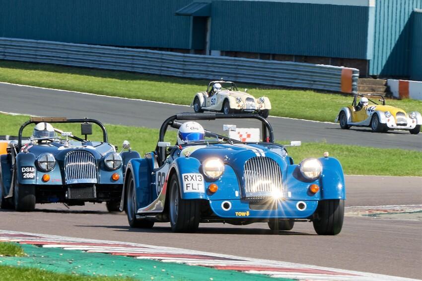 Morgan SSL Suspension Race Pack