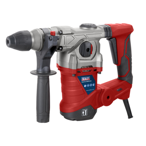 Rotary Hammer Drill SDS Plus 32mm 1500W/230V - Sealey - SDSPLUS32