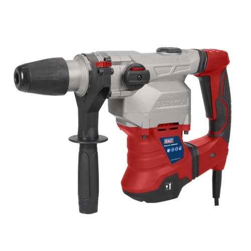Rotary Hammer Drill SDS Max 40mm 1500W/230V - Sealey - SDSMAX40