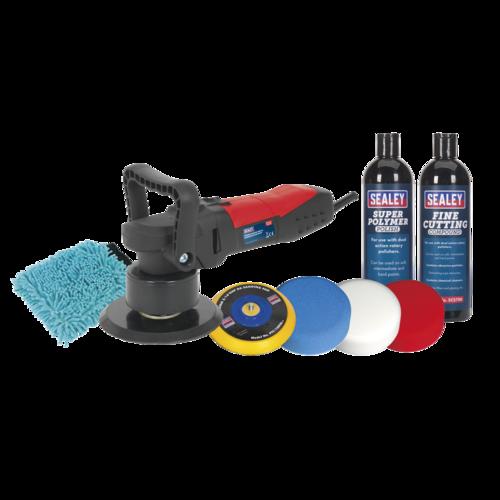 Ø150mm Pro Polishing & Compounding Kit 600W/230V - Sealey - CPK04