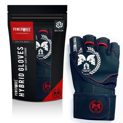 PowerWave Hybrid Gloves