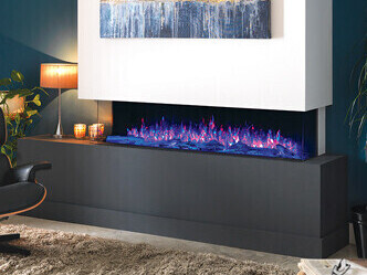 Solution Fires Electric Built-in