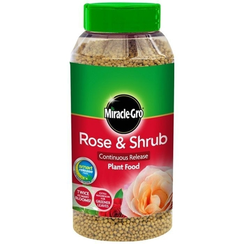 Miracle-Gro Rose and Shrub food