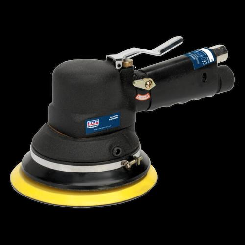 Air Sander Random Orbital Dust-Free Ø150mm - Sealey - MAT150AS