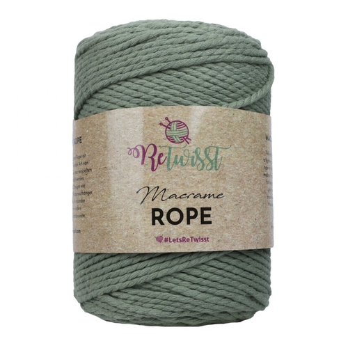 Macrame Rope 5mm