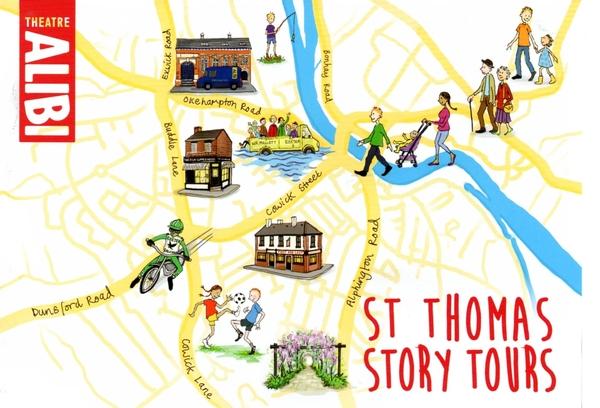 Theatre Alibi: St Thomas Tours