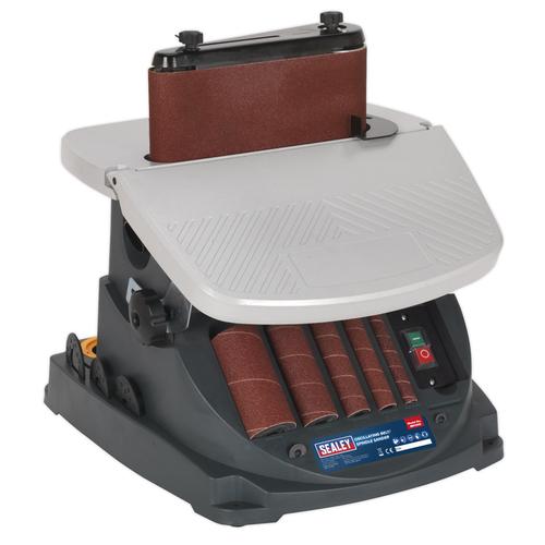 Oscillating Belt/Spindle Sander 230V - Sealey - SM1300