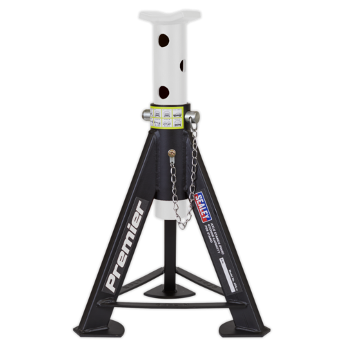 Axle Stands (Pair) 6tonne Capacity per Stand - Sealey - AS6