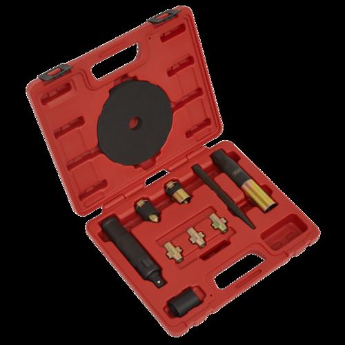 Master Locking Wheel Nut Removal Set - Sealey - SX299