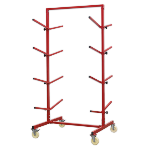 Bumper Rack Double-Sided 4-Level - Sealey - RE55