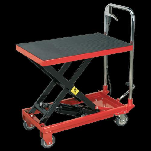 Hydraulic Platform Truck 150kg - Sealey - HPT150