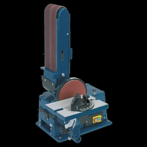 Belt/Disc Sander Bench Mounting 100 x 915mm/Ø150mm - Sealey - SM14