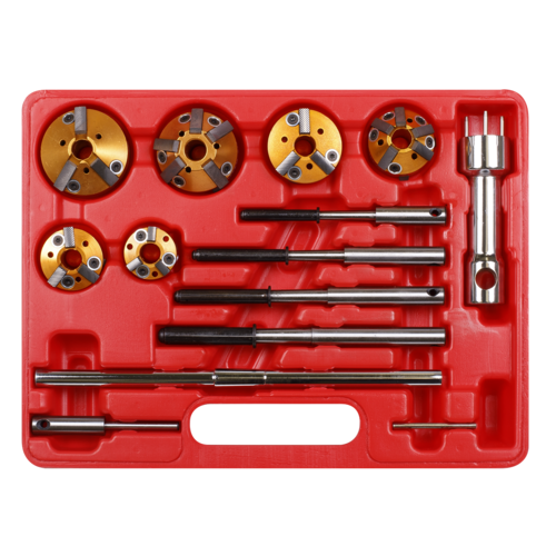 Valve Seat Cutter Set 14pc - Sealey - VS1825