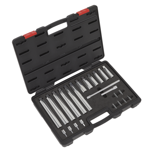 Suspension Strut Socket Set 24pc - Sealey - VS0332