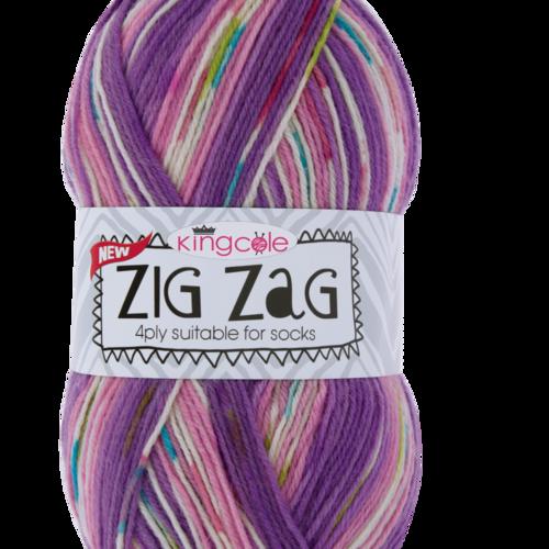 Zig Zag Sock Yarn