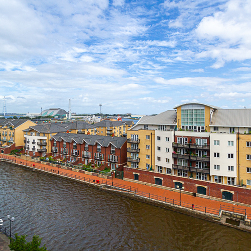 CELESTIA CARDIFF BAY FURNISHED ONE BEDROOM APARTMENT