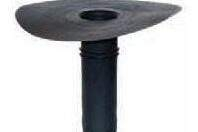 EPDM Circular Roof Outlet Drain Connector - 60mm Various Sizes
