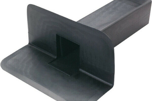 Through Wall Parapet Outlet EPDM Membrane