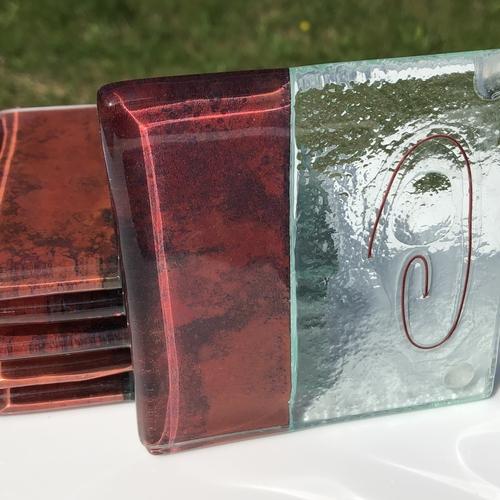 Copper Brown - Coaster (Square)