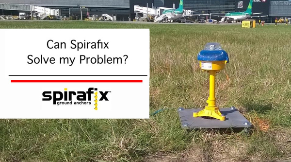 Can Spirafix Ground Anchors Solve my Problem?