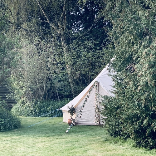 7-meter Chill Out Bell Tent