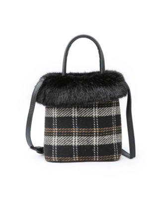 """Small"" Faux Fur Grab Bag"