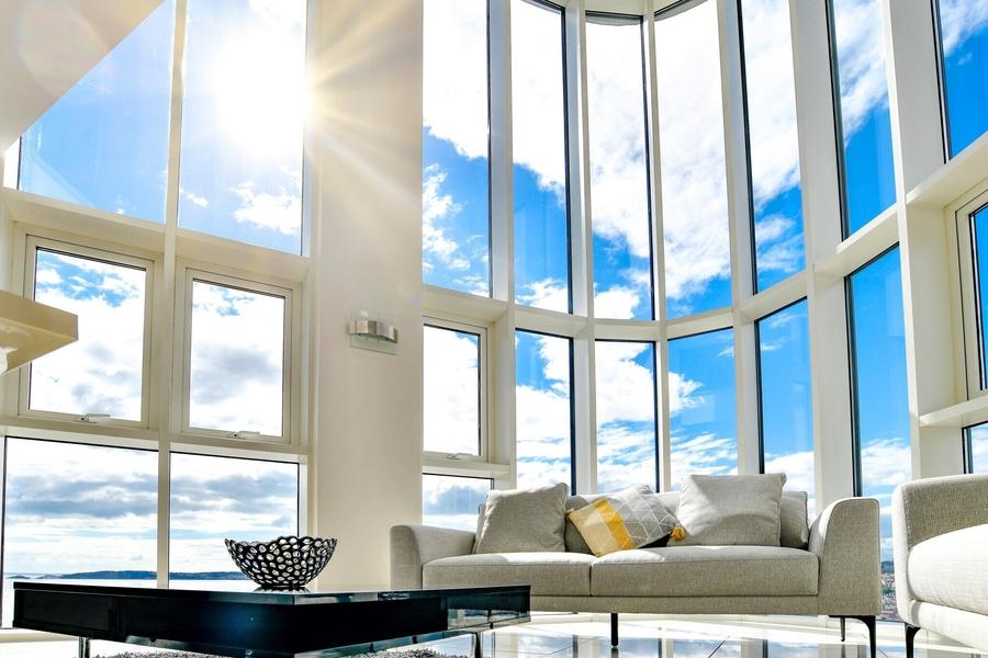 Meridian Quay - Beach View - Duplex Penthouse - , 5 Star, 3 Bedrooms