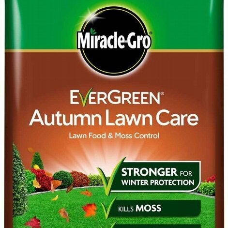 Miracle-Gro Autumn LawnCare 400m