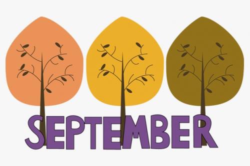 September Staff News