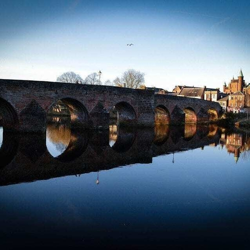 Dumfries - 27 things to do