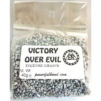 Victory Over Evil Incense Grains