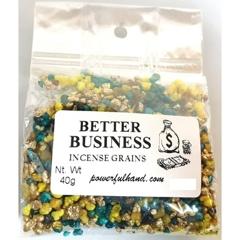 Better Business Incense Grains
