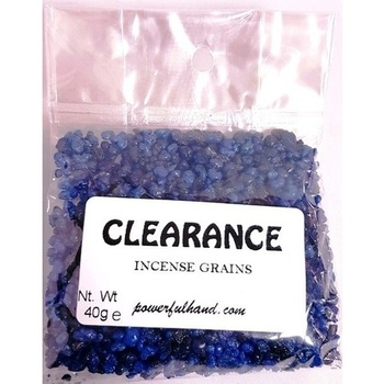 Clearance Incense Grains